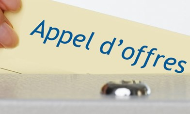 Appel D'Offres (as-is-basis)